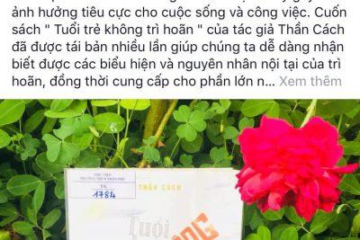 THƯ VIỆN TRƯỜNG THCS TRẦN PHÚ HƯỞNG ỨNG NGÀY SÁCH VIỆT NAM 21/4