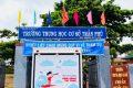 Chương trình Thư Viện Xanh tại trường THCS Trần Phú.